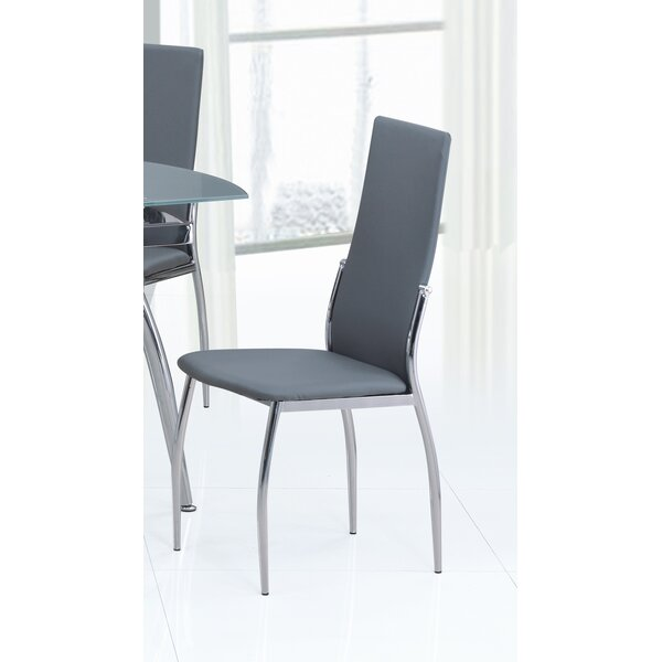 Chamlee Side Chair (Set of 4) by Orren Ellis
