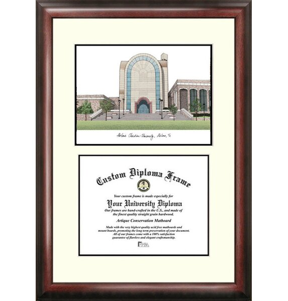 Scholar Picture Frame by Campus Images