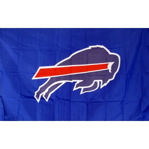 Buffalo Bills Polyester 3 x 5 ft. Flag by NeoPlex