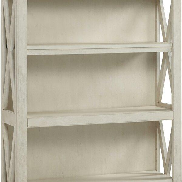 Lilly-Grace Standard Bookcase By Gracie Oaks