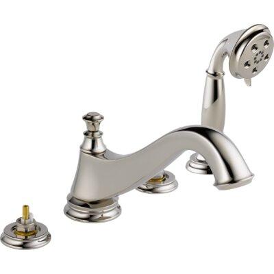 Tub Hand Shower Trim Polished Nickel 946 Product Photo