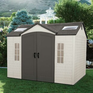 feet backyard with sheds by shutters storage amazon dp windows garden com skylights lifetime outdoor and shed