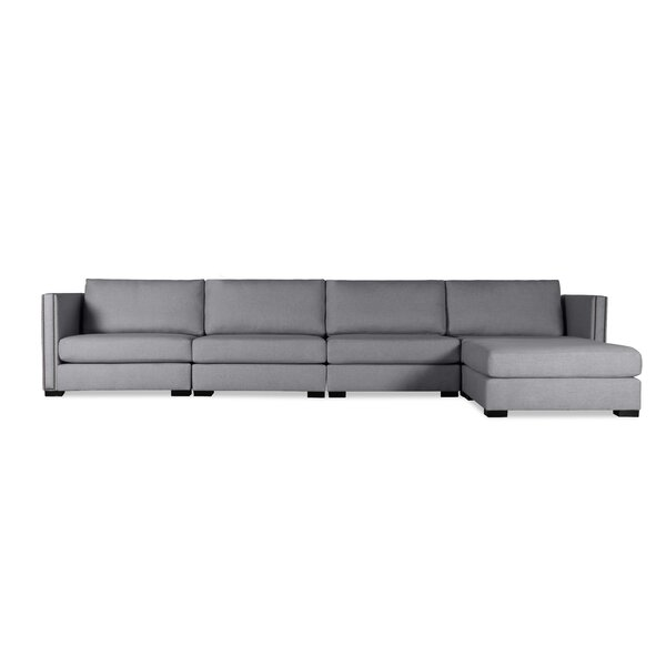 Timpson Chaise Modular Sectional by Latitude Run