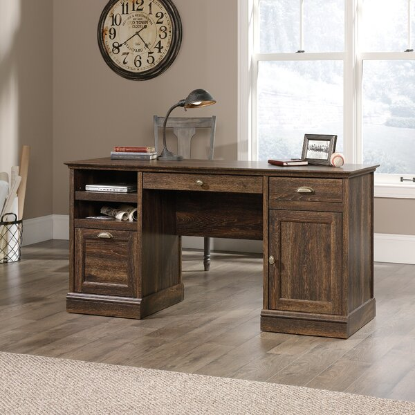 Skelly Executive Desk by Greyleigh