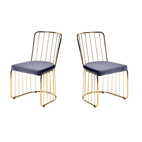 Alemany Upholstered Dining Chair (Set of 2) by Mercer41