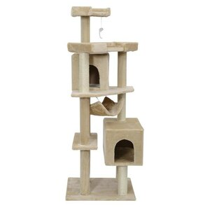 Bradford Tree Scratcher Post Cat Condo
