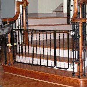Hardware Mounted Pet Gate Extension