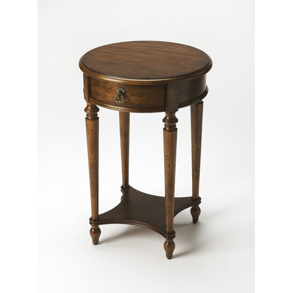 Torino Jules End Table by Darby Home Co