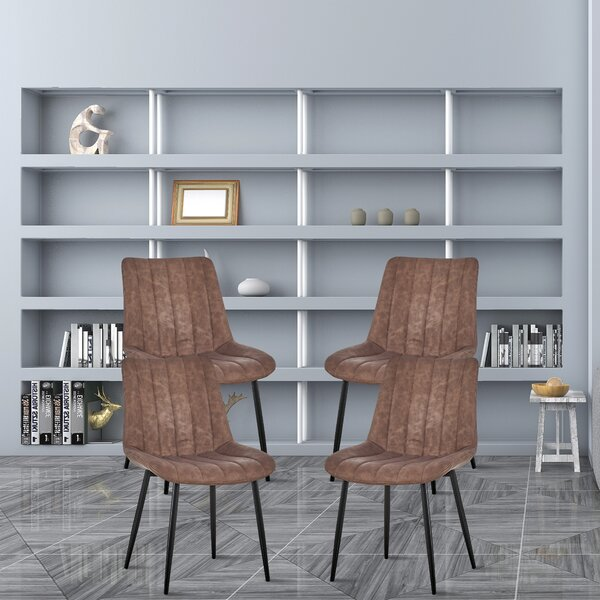 Tisdall Upholstered Side Chair (Set Of 4) By Corrigan Studio