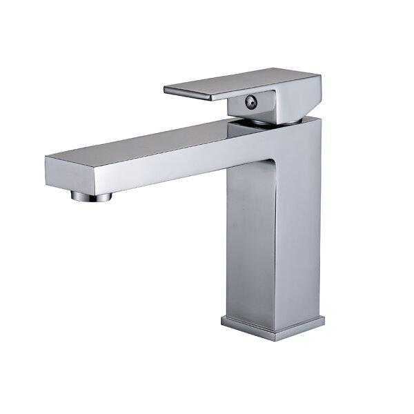Linea Single Hole Bathroom Faucet by Artevit