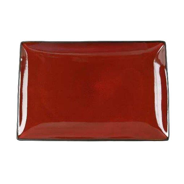 Romano 12 Rectangular Platter by World Menagerie