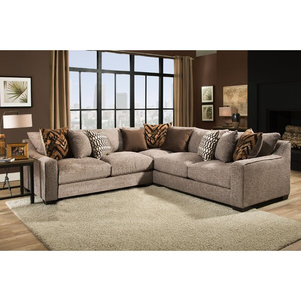 Wilma Sectional by Darby Home Co