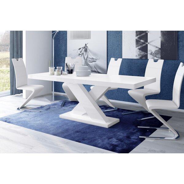 Beekman Extendable Dining Table by Orren Ellis