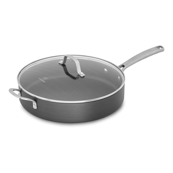Classic 5 Qt. Saute Pan with Lid by Calphalon