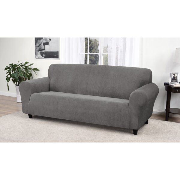 Day Break Box Cushion Sofa Slipcover By Kathy Ireland Home.