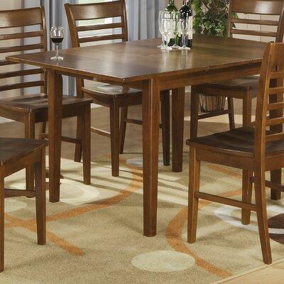 Three Posts Woodward Dining Table Reviews Wayfair - Ohio table pad company reviews