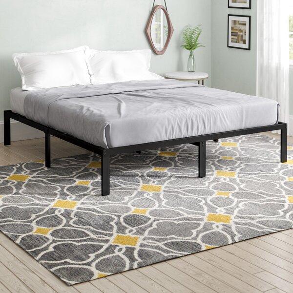 Frazier Bed Frame [Alwyn Home - W003080777]