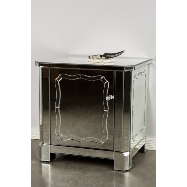 Betty Lu Nightstand by Statements by J