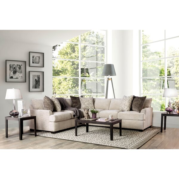 Deals Overbeck Symmetrical Sectional