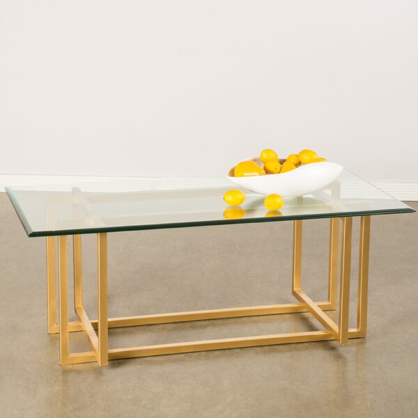 Logan Coffee Table by Statements by J