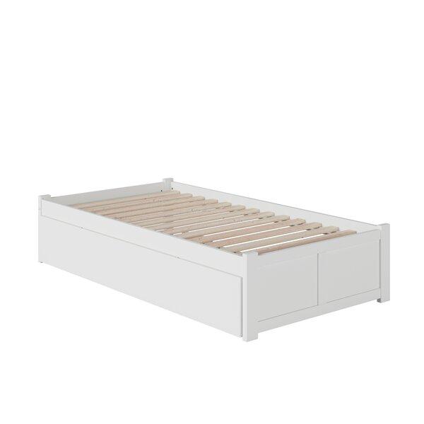 Wasilewski Platform Bed with Trundle by Viv + Rae Viv + Rae