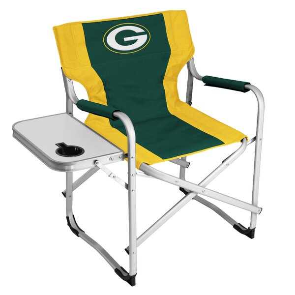 Green Bay Packers Alumni Folding Camping Chair by Logo Brands