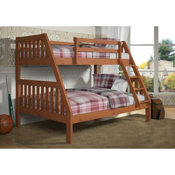 Rangel Twin over Full Bunk Bed by Harriet Bee