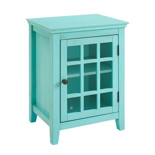 Superbe Antique Blue Cabinet | Wayfair
