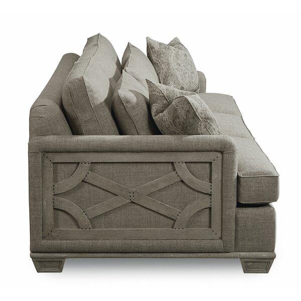 Limited Time Carolin Gray Sofa by One Allium Way by One Allium Way