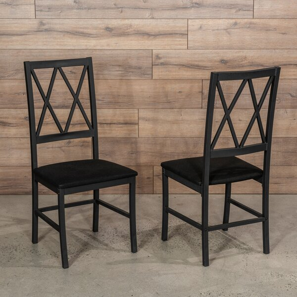 Cape Upholstered Dining Chair (Set of 2) by Gracie Oaks