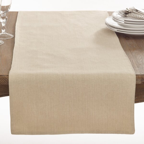 Brigitte Table Runner by Saro