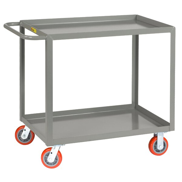 24 x 53.5 Welded Utility Cart by Little Giant USA
