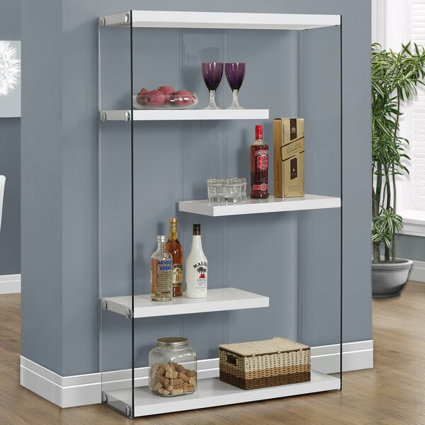 Cantrell Standard Bookcase by Monarch Specialties Inc.