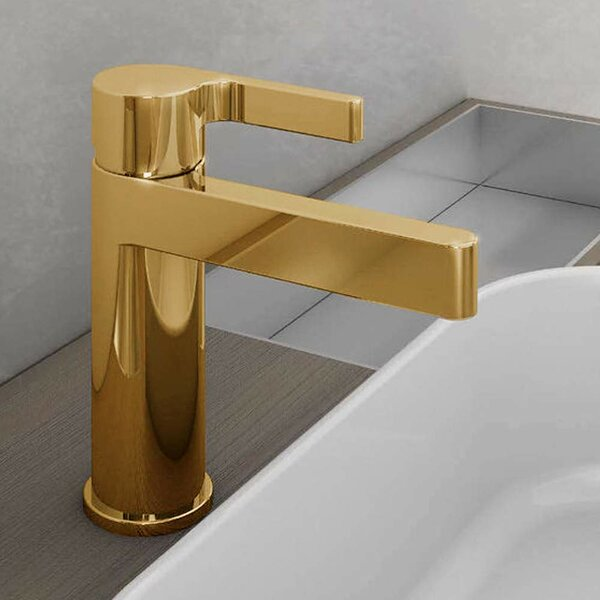 Do Ri Mi Vessel Sink Bathroom Faucet with Drain Assembly