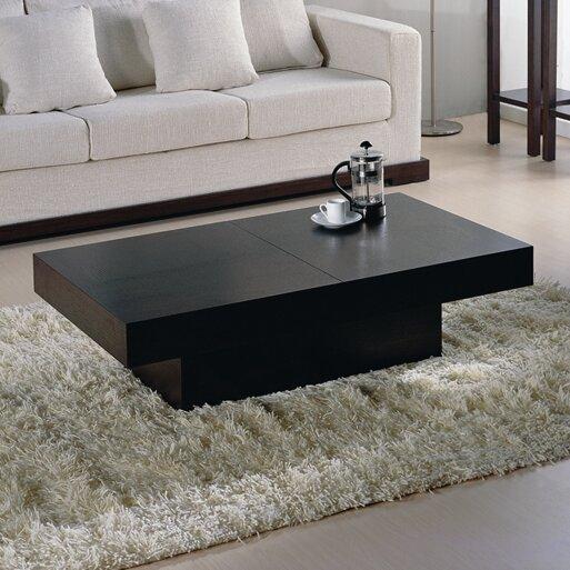 Nile Motion Coffee Table by Hokku Designs Hokku Designs