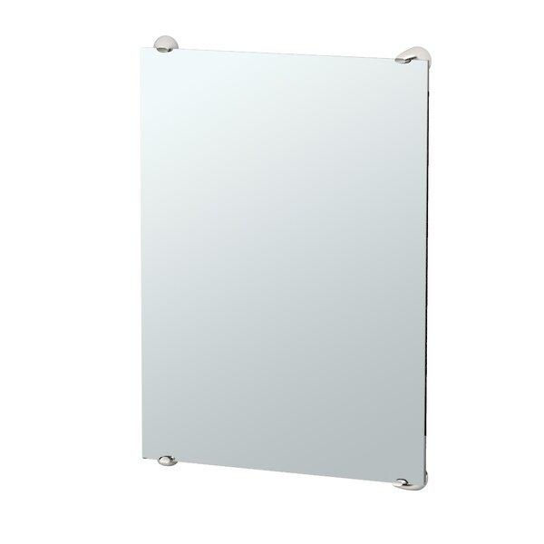 Brie Minimalist Wall Mirror Bathroom/Vanity Mirror