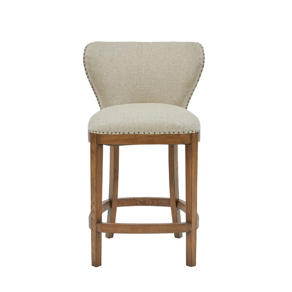 Narelle 28 Bar Stool by Gracie Oaks