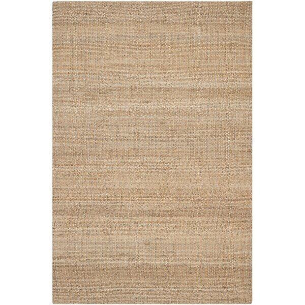 Richmond Hand Woven Natural Indoor Area Rug by Beachcrest Home