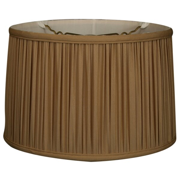 Timeless 16 Silk Drum Lamp Shade by Royal Designs