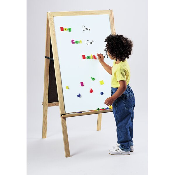 Folding Board Easel by Constructive Playthings
