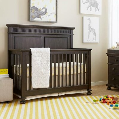 Stone Leigh Hill Built To Grow In Convertible Crib Color Cribs