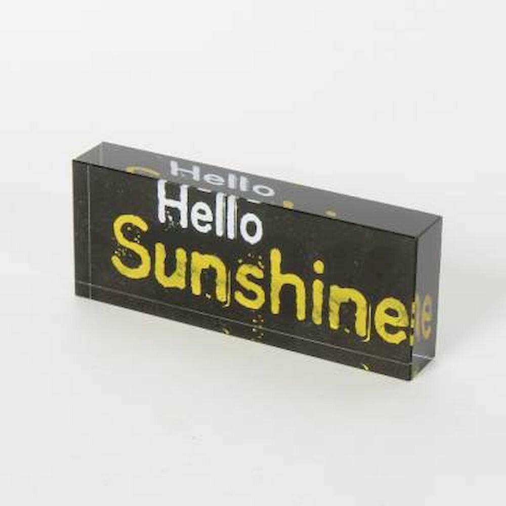 Latitude Run Hello Sunshine Paper Holder Wayfair