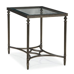 glass top end tables Glass Top End Table | Wayfair glass top end tables