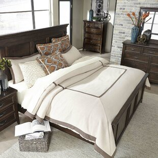 Earby Standard Bed by Canora Grey