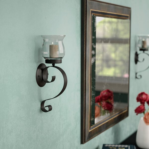 William Iron Sconce by Alcott Hill