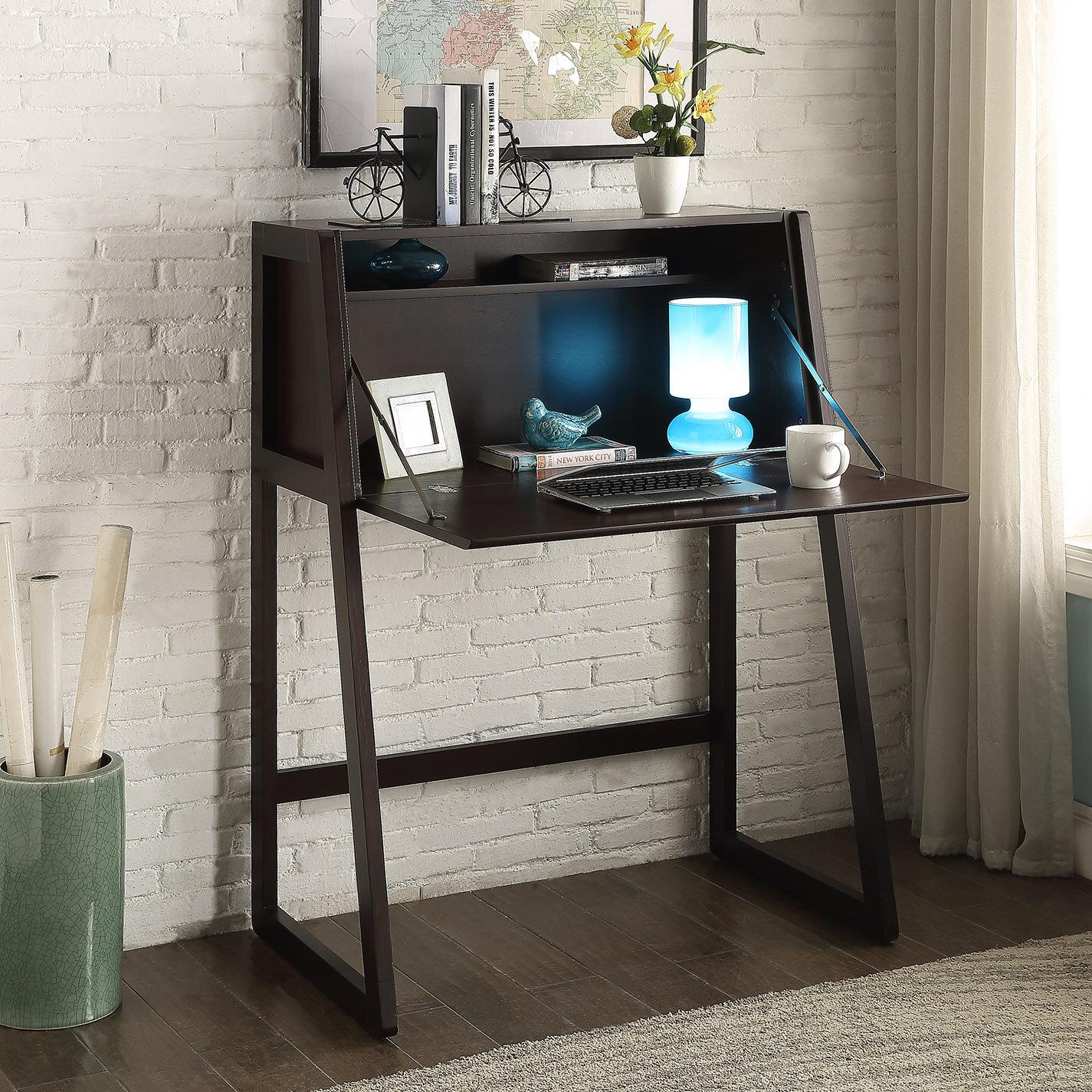 Superbe Homestyle Collection Eldorado Secretary Desk U0026 Reviews | Wayfair