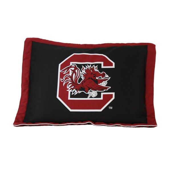 NCAA South Carolina Pillow Sham by College Covers