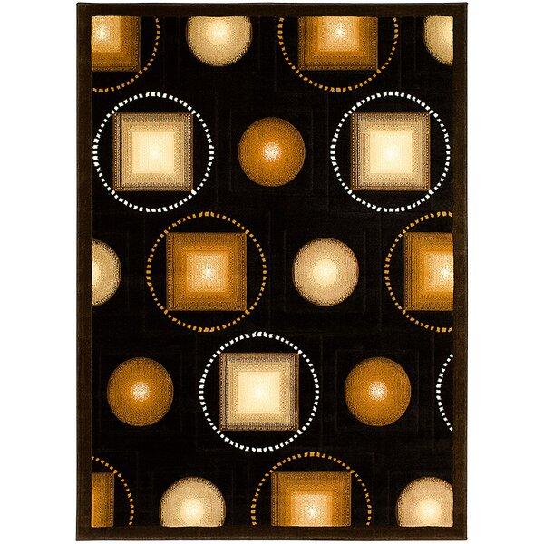 Black/brown Area Rug By Allstar Rugs.