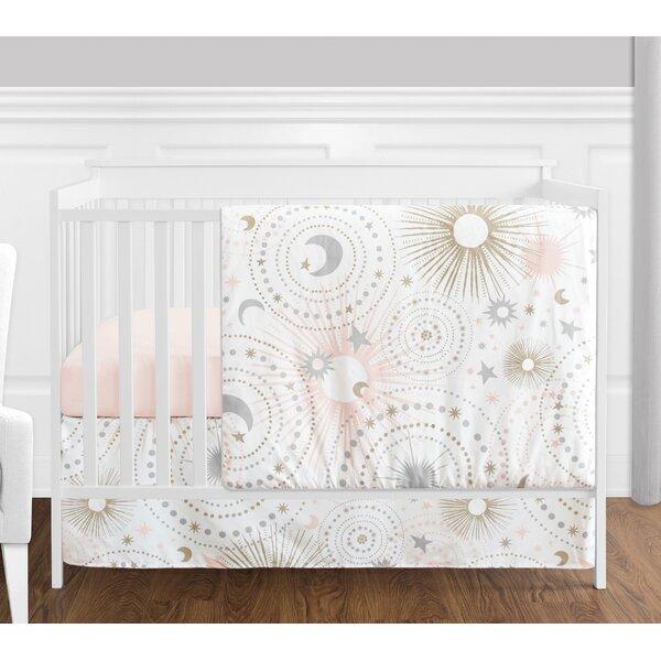 Celestial 4 Piece Crib Bedding Set by Sweet Jojo Designs