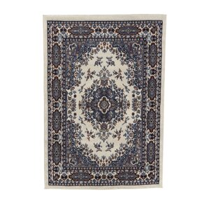 Lilly Porcelain Blue Area Rug